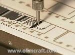 ohmcraft, resistors, high precision resistor, high voltage resistor, axial leaded, thick film